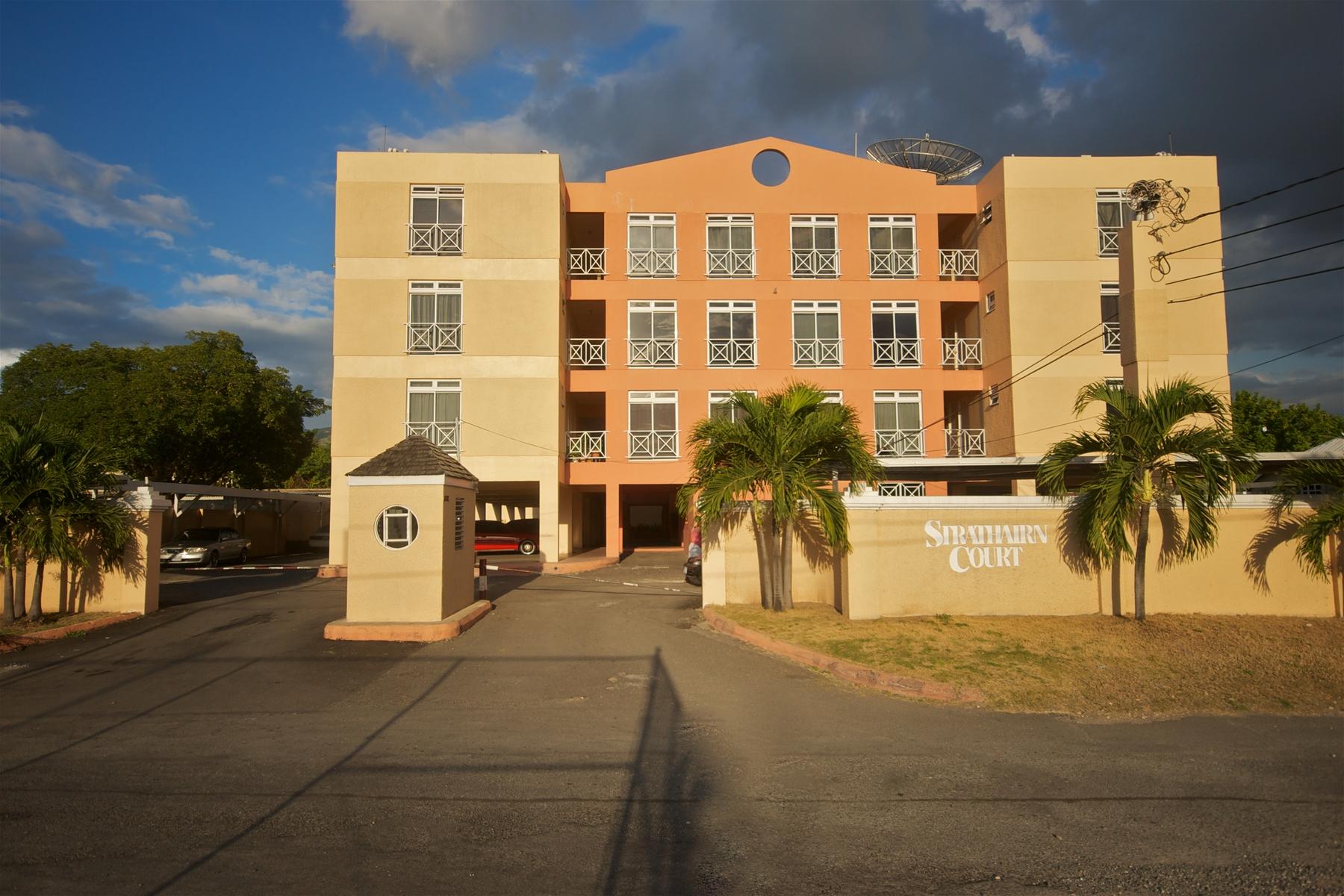 Strathairn Court Kingston Jamaica Vacation Rentals